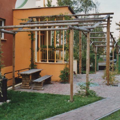 Ekologická zahrada mateřské školky, Plzeň
